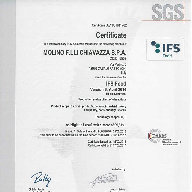 ifs-certificato-molino-2016