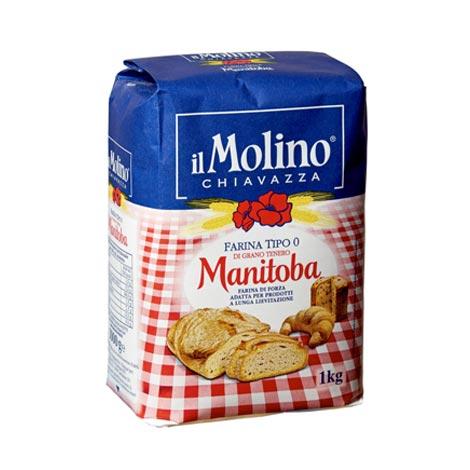 """Farina """"0"""" di grano tenero - MANITOBA"""