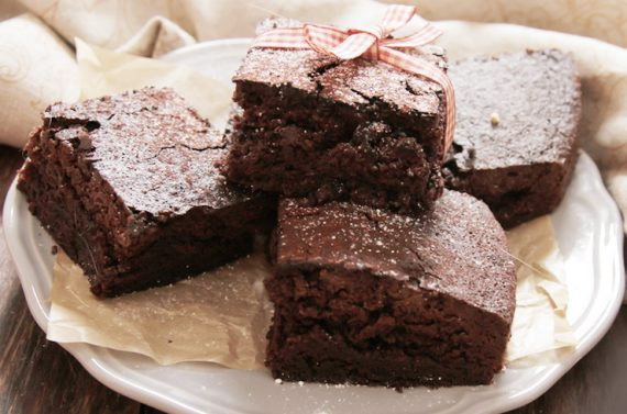 Cocoa soft cake