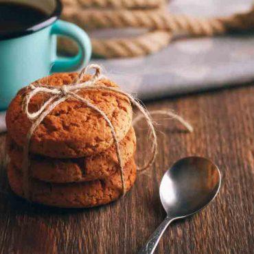 Biscotti - Preparato per torte e dolci integrali al cacao