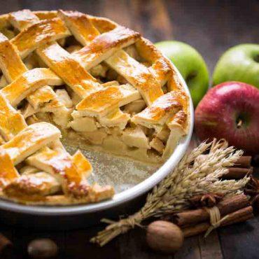 Crostata alla frutta - Preparato per torte e dolci integrali al cacao