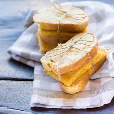 Pane e panelle - Ricette di Molino Chiavazza