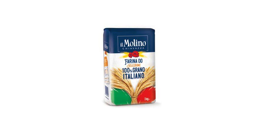 La farina 100% italiana