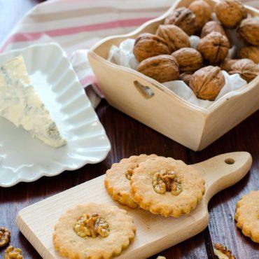 Biscotti Gorgonzola Noci