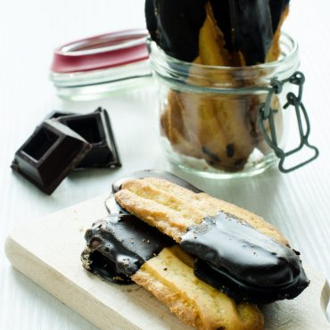 Biscotti Semola E Cioccolato