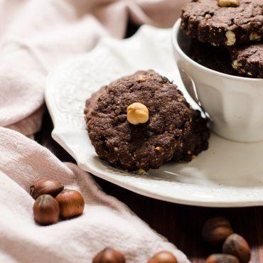 Biscotti Cacao Nocciole